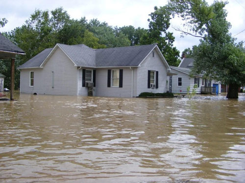 Tips For Cleaning and Clearing Your Home After Water Damage. - WKI : Westerholm Koehler ...